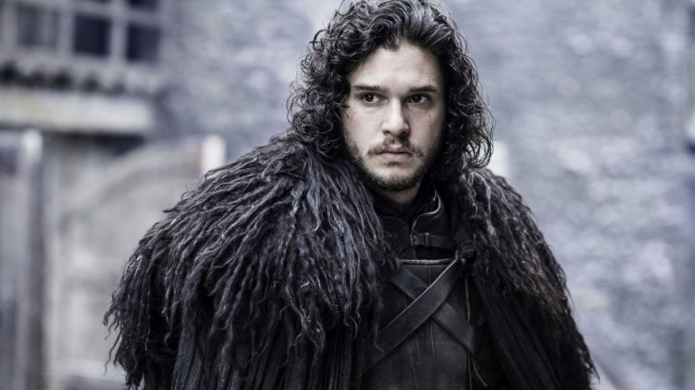 """WATCH: Kit Harington says that there's a """"Joffrey at the head of one of the most powerful countries in the world"""""""