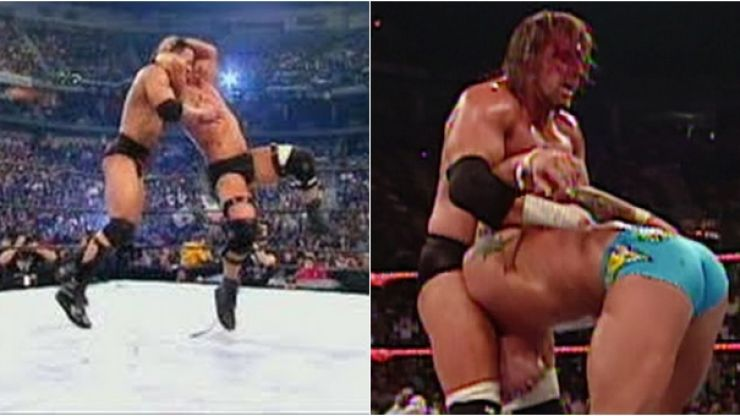 Can you name the finishing moves of these 25 wrestlers?