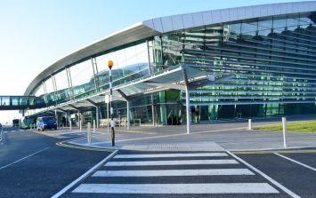 LISTEN: Ryanair pilot and Air Traffic Control conversation when man ran onto tarmac at Dublin Airport
