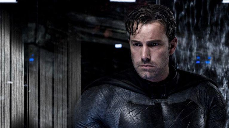 Ben Affleck confirms he is no longer Batman