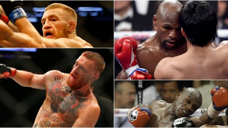 Examining the potential outcomes of Conor McGregor vs. Floyd Mayweather