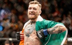 There's a good chance this is when Conor McGregor will fight next
