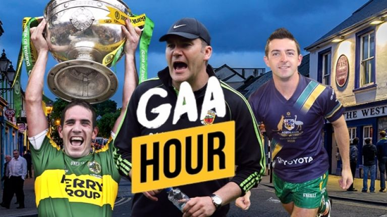Join The GAA Hour in Westport for a Mayo-Kerry preview in the company of legends