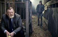 WATCH: Brendan Gleeson hunts down a serial killer in this thriller series based on a Stephen King best-seller