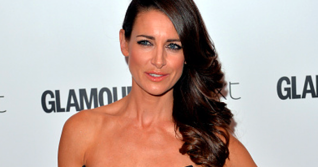 Presenter Kirsty Gallacher was arrested over the weekend