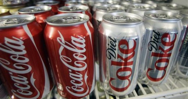 The definitive proof as to why Coke and Diet Coke taste nothing alike