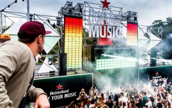 "Your weekend playlist: Big tunes from the line-up of Heineken's ""Live Your Music"" stage at Electric Picnic"