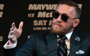 Conor McGregor is being sued by fellow UFC fighter Michael Chiesa