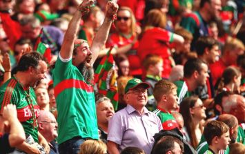 Anyone wearing a Mayo jersey will get free entry into Copper Face Jacks on Friday night