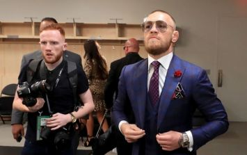 The stars are lining up to throw their support behind Conor McGregor ahead of the big fight