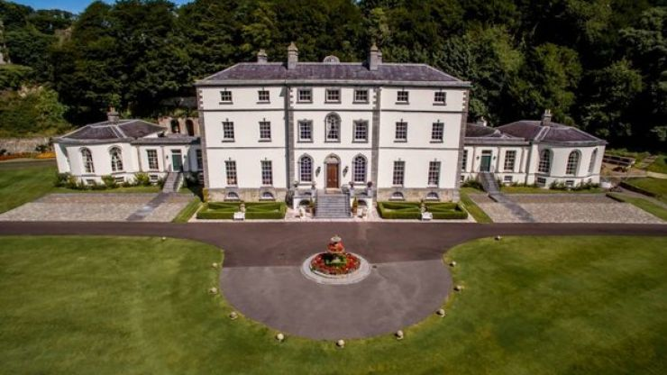 PICS: Michael Flatley's Cork mansion is up for sale at €20m and it is stunning