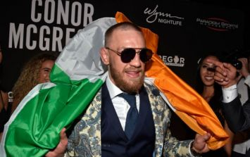 One of Ireland's most famous influencers got to chill with Conor McGregor over the weekend