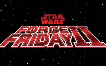 COMPETITION: Calling all Star Wars fans! Win tickets to an amazing FORCE FRIDAY event in Dublin