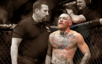 Conor McGregor's fiercest rival has come to the defence of 'The Notorious'