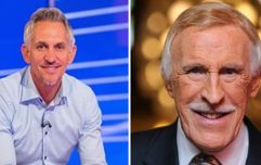 People loved Gary Lineker's tribute to Bruce Forsyth on Match of the Day
