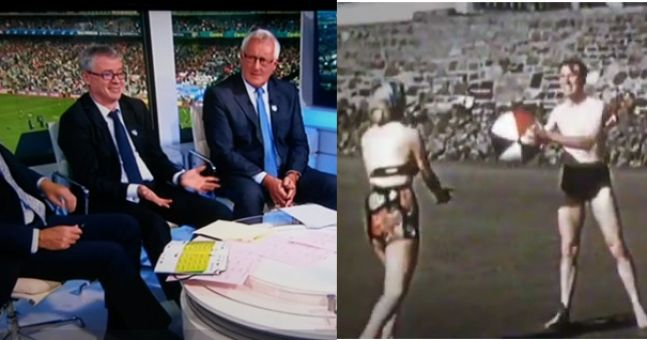 Something tells us Joe Brolly isn't a fan of RTE's artsy Mayo v Kerry promo