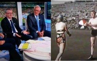 Something tells us Joe Brolly isn't a fan of RTE's artsy Mayo v Kerry promo