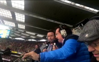Marty Morrissey went pure Mayo madness with his reaction to an Andy Moran special