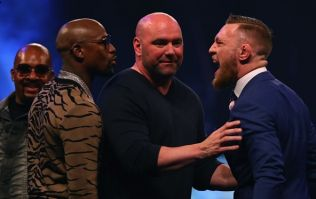 79c6dd175c8 There will be an official Irish fan zone in Las Vegas for McGregor v  Mayweather this