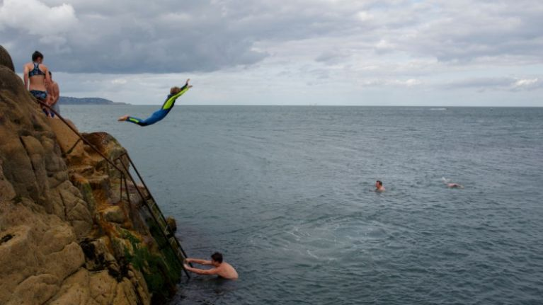The Forty Foot in Dublin named one of the best places to swim in the world by the New York Times
