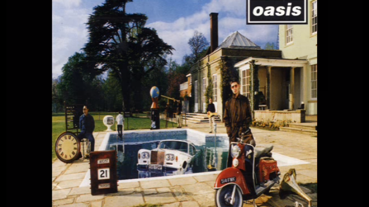 FEATURE: 20 years old today, Oasis' 'Be Here Now' wasn't THAT bad? Was it?