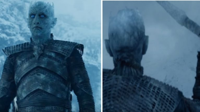 This theory about The Night King is more terrifying than anything in Game of Thrones