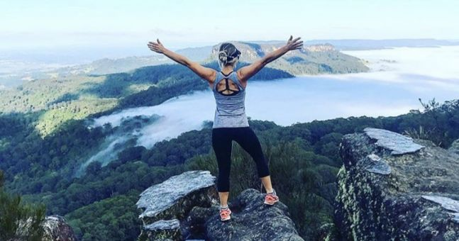 Find your own path: From farm girl to fitness guru