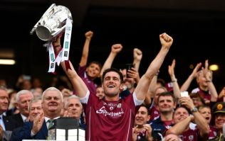 It's an absolute privilege to say 'I was there when David Burke lifted Liam'