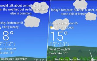 This is the perfect app to make you feel better about Ireland's shitty weather