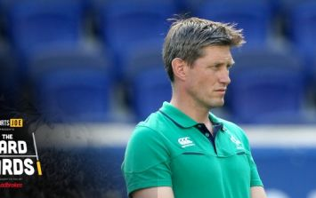 Ronan O'Gara on the heir to Johnny Sexton's number 10 jersey
