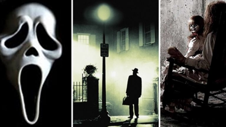 QUIZ: Can you name these horror films from a single image?