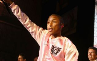 Pharrell Williams has banned Donald Trump from playing 'Happy' at his rallies