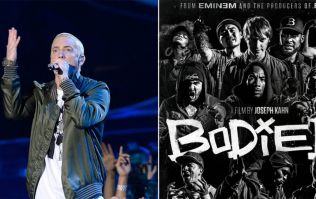 Eminem has produced a rap battle movie, and the early reviews are phenomenally good