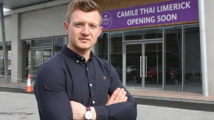 If Galway win the All-Ireland on Sunday, Camille Thai will be giving out some free food