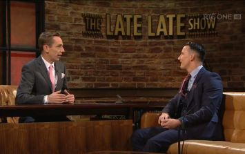 Owen Roddy talks about the aftermath of McGregor's loss on The Late Late Show