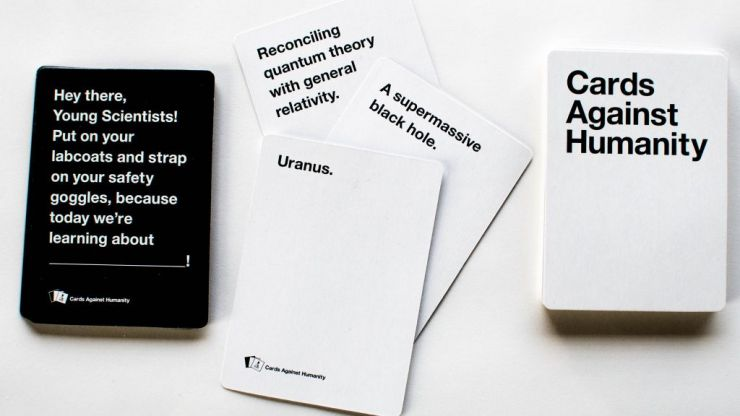 Cards Against Humanity 2.0 has arrived and it is more against humanity than ever