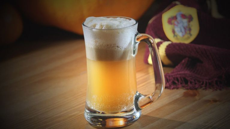 Hop on your Quidditch broom, because you can now buy Butterbeer in this Dublin pub