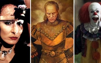 What movies scared the crap out of you as a kid? Here's a few that some still find traumatising