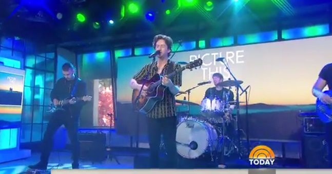 WATCH: Picture This killed it on their first ever live TV performance in the US