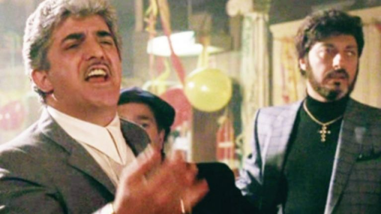 Tributes pour in for Frank Vincent, one of cinema's greatest character actors
