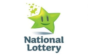 Someone in Ireland is €250,000 better off following last night's national lottery draw