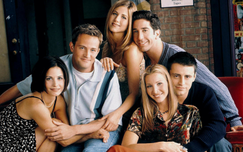 This award-winning episode of Friends was almost dropped amid controversy