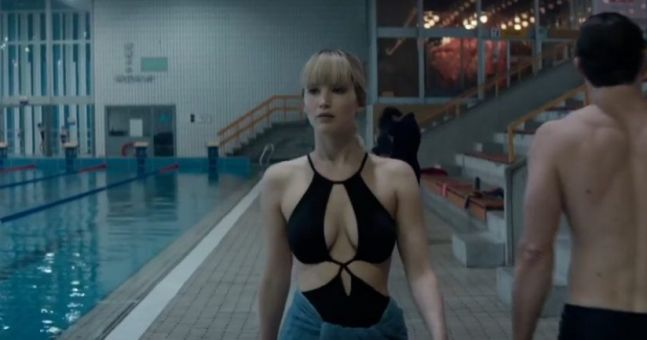 #TRAILERCHEST: Jennifer Lawrence is the world's most dangerous spy in Red Sparrow