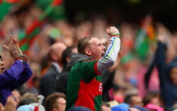 PICS: Dublin residents play brilliant prank on their Mayo neighbour ahead of All-Ireland