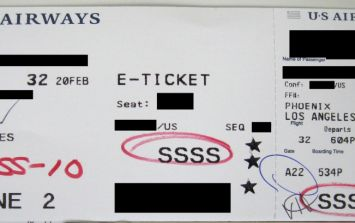 The four letter code you never want to see on your boarding pass