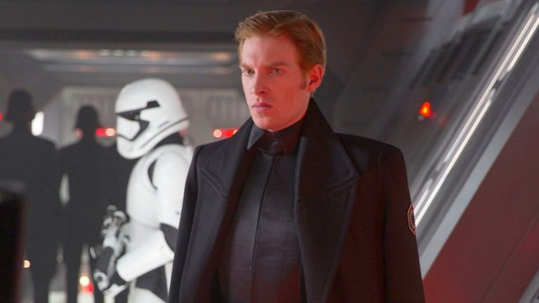 Domhnall Gleeson weighs in on Star Wars Episode IX ...