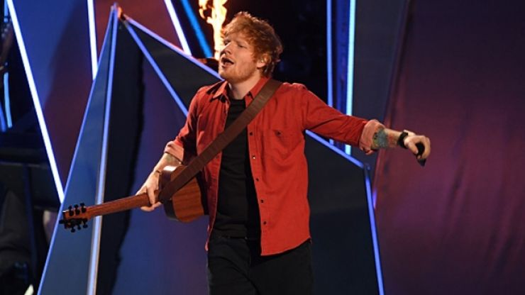 QUIZ: Can you name the Ed Sheeran song from a single lyric?