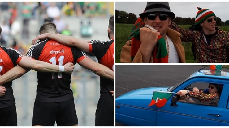 WATCH: Mayo brothers behind the best 2016 All-Ireland final song return with another rap classic