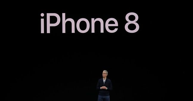 PICS: A first look at the brand new iPhone 8 and iPhone 8 Plus