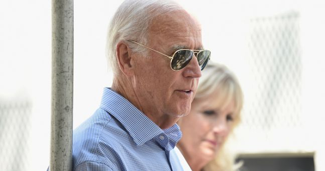 Mayo woman live tweets about meeting Joe Biden and she's clearly in love